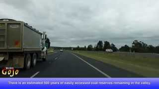Morwell to Warragul. Princes Freeway M1. Above & Beyond, Peace of Mind, On A Good Day