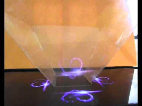 Hologram 3D na Twoim smatrphonie