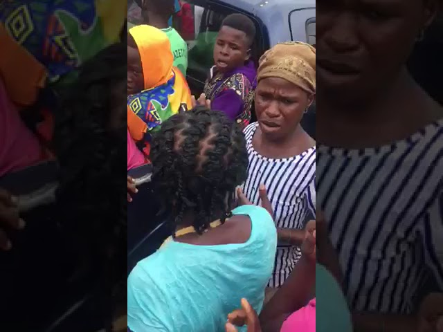 Suspect Kidnappers allegedly trying to transport kidnapped kids to Nigeria