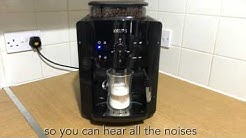 Great Value Coffee Machine? - Krups EA8108 Bean to Cup Machine Review