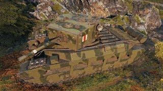 WoT Matilda Black Prince 2042 DMG 10 frags 1605 EXP - Fjords