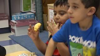 Mini chefs learn new skills in a sweet ...