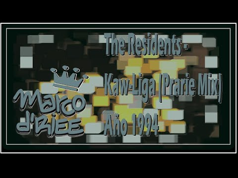 The Residents - Kaw-Liga (Prarie Mix) - 1994