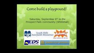 Do You Wanna Build A Playground?