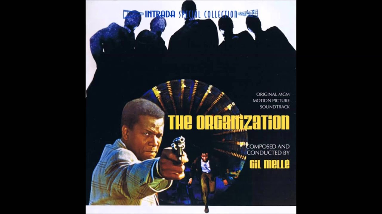 Download Gil Melle - Subway Chase [The Organization -1971]