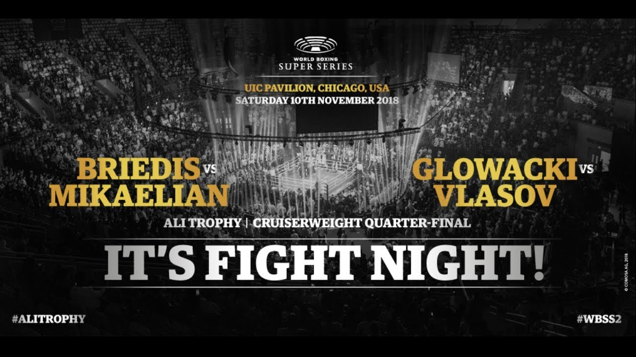 WBSS: Майрис Бриедис - Ноэль Микаэлян / Briedis vs Mikaelian
