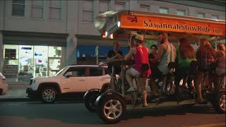 Savannah tours face possible restrictions