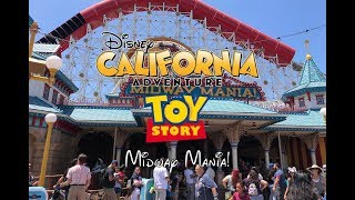 Toy Story Midway Mania! [Disney California Adventure]