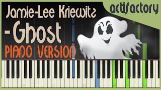 Jamie-Lee Kriewitz - Ghost | Piano Only | actifactory