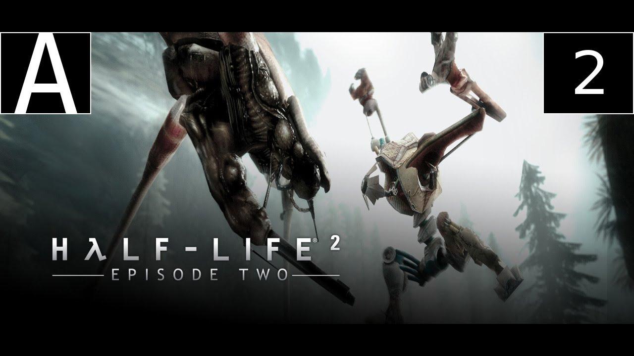 Aliulo Streams: Half-Life 2 Episode 2 (Part 2)