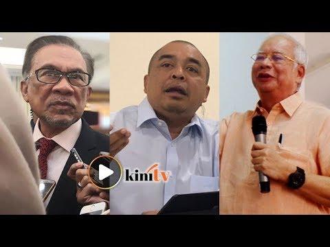 Harapan kini pada Anwar, Najib kenang jasa Dr M - Sekilas Fakta 16 Jan 2019