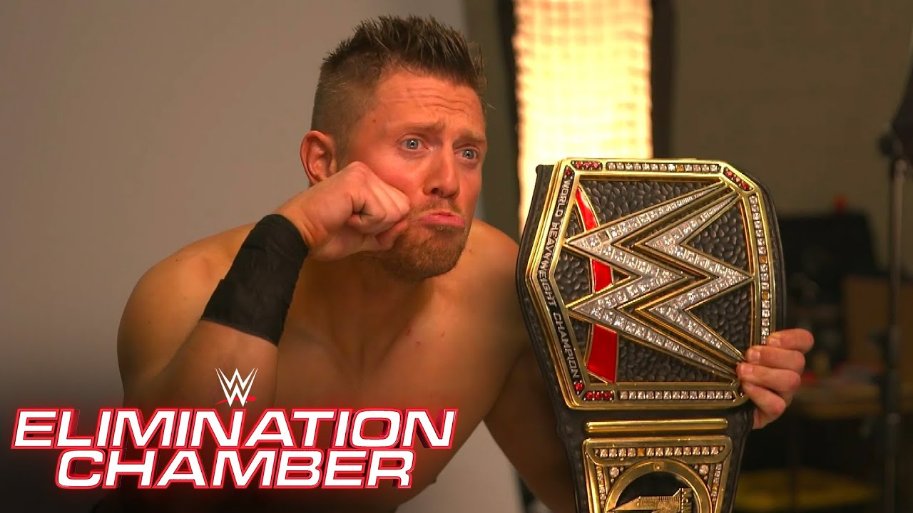 The Miz cherishes Awesome first moments with title: WWE Network Exclusive, Feb. 21, 2021