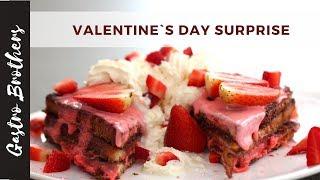 Сладкий сюрприз на День Святого Валентина