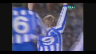 Sickest freekick ever! Gothenburg - PSV
