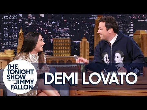 Thumbnail: Demi Lovato and Jimmy Exchange Gifts for Their 10th BFF Anniversary