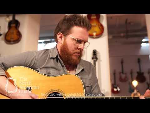 Santa Cruz Custom D-1339 Acoustic Guitar - Played By Ben Smith (Part Two)