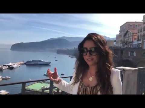 Positano Amalfi İtalya