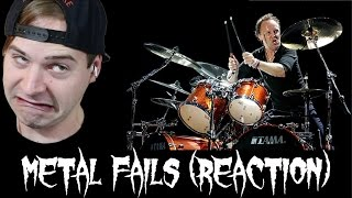 TRY NOT TO LAUGH CHALLENGE (METAL EDITION) Re-Upload thumbnail