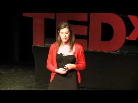 Sarah Hemminger at TEDxBaltimore 2011