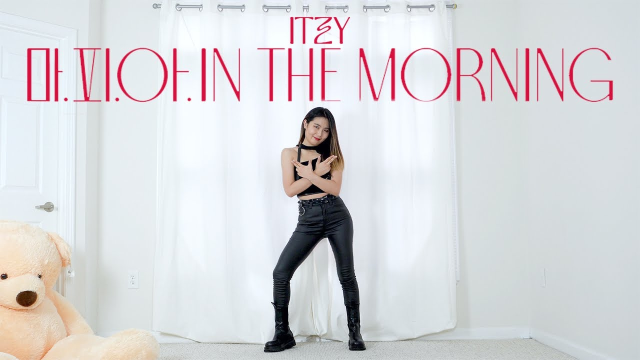 """ITZY """"마.피.아. In the morning"""" - """"In the morning"""" - Lisa Rhee Dance Cover"""