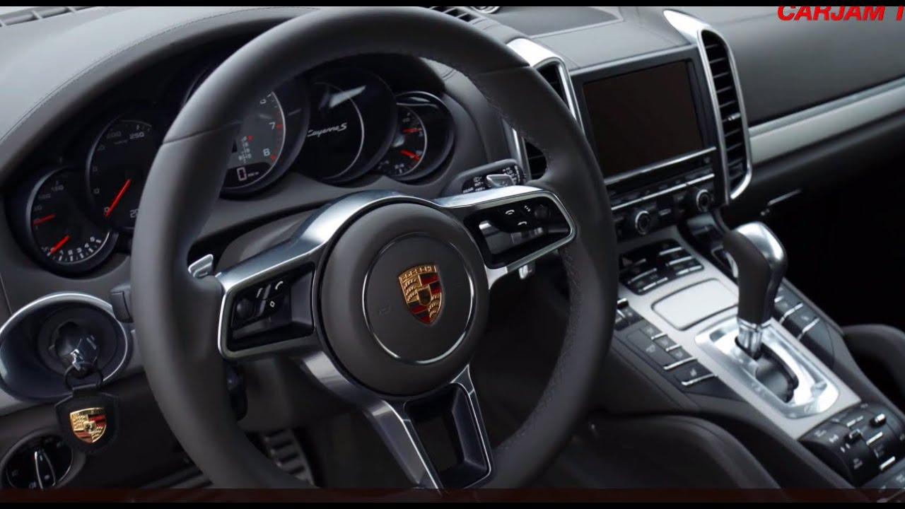Porsche Cayenne S Interior Review Driving 3 6 Litre V6