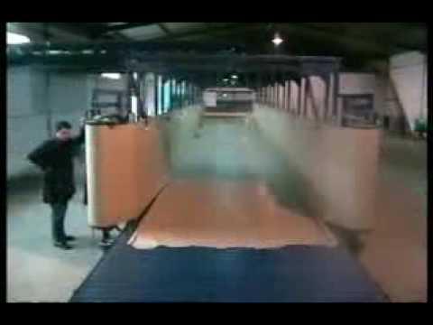 Foam Manufacturing Continuous Foam Production Machine