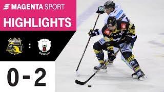 Krefeld Pinguine - Eisbären Berlin | 44. Spieltag, 19/20 | MAGENTA SPORT