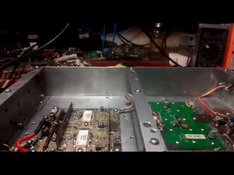 Pemancar / Transmitter TV UHF 2x BLF861A   By Broadcast Partner Solution,  RBS & MTVB