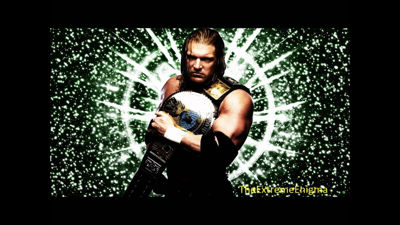 Triple H - The Game (WWE Theme Song) Lyrics - YouTube