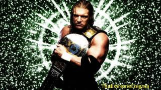 """Triple H 5th WWE Theme Song """"Corporate Player"""""""