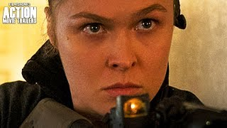 MILE 22 Featurette | Badass Women | Ronda Rousey, Lauren Cohan Action Movie