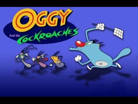 essay on my favourite cartoon character oggy and the cockroaches
