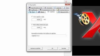 Tutorial - Configurando o ConvertXtoDVD