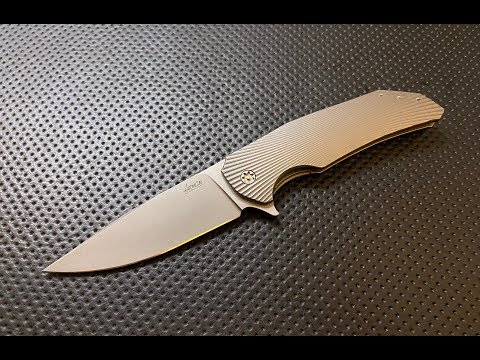 The Herman Knives Dragonfly Pocketknife: The Full Nick Shabazz Review