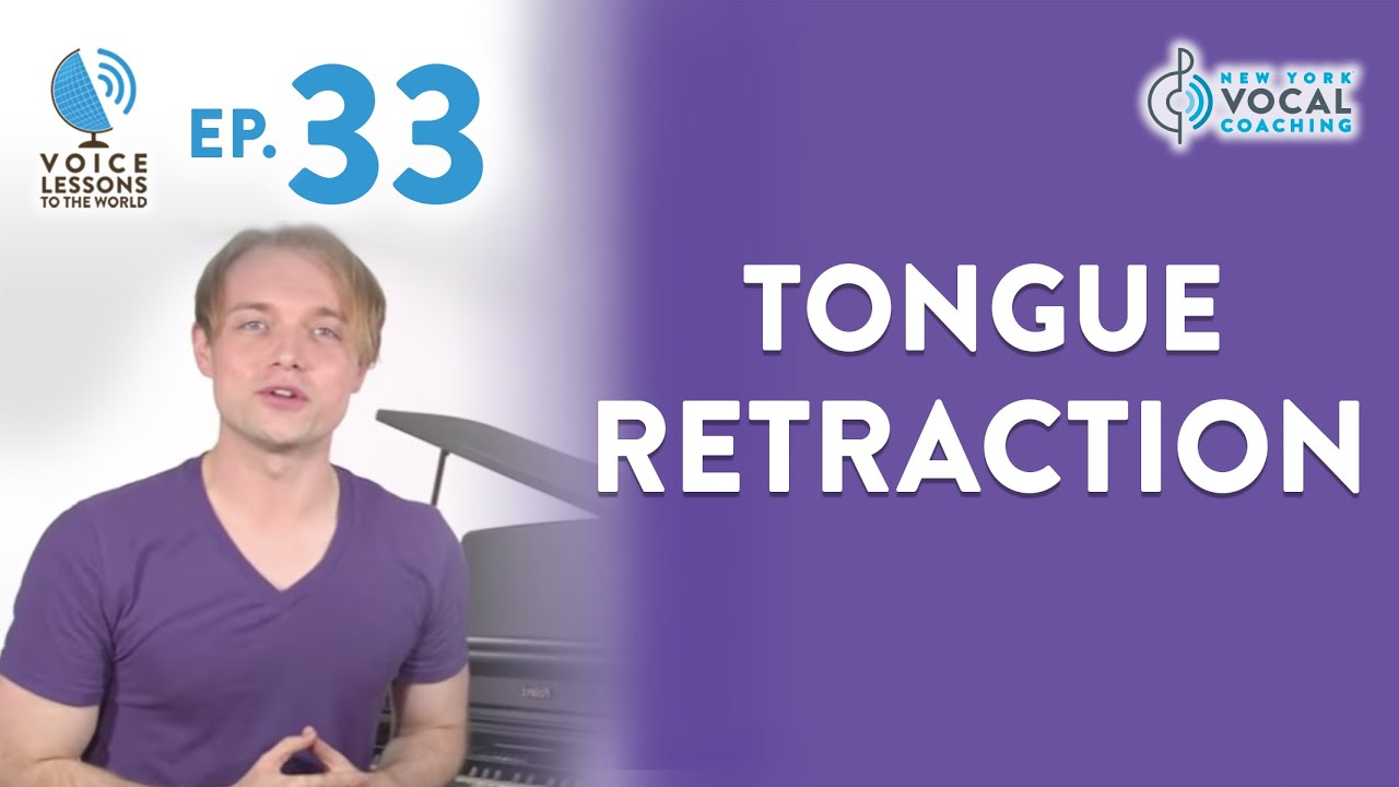"Ep. 33 ""Tongue Retraction"" Cover"