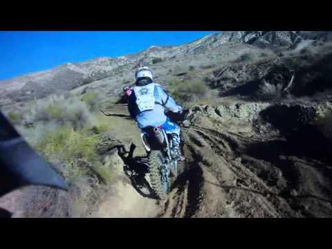 Prospectors GP Race   Gorman, Ca 11 3 12   Part 1