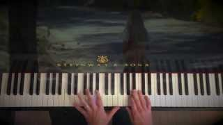 The Incredible Hulk Theme - The Lonely Man (piano solo)