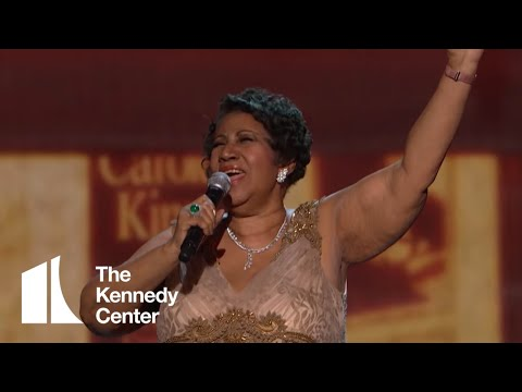 A Kennedy Center Tribute to Aretha Franklin (1942-2018)