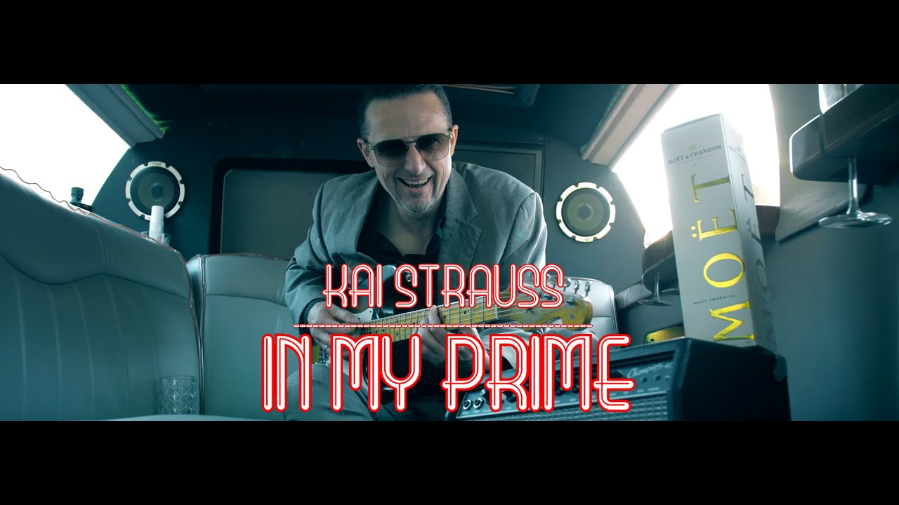 Kai Strauss - In My Prime (official video)