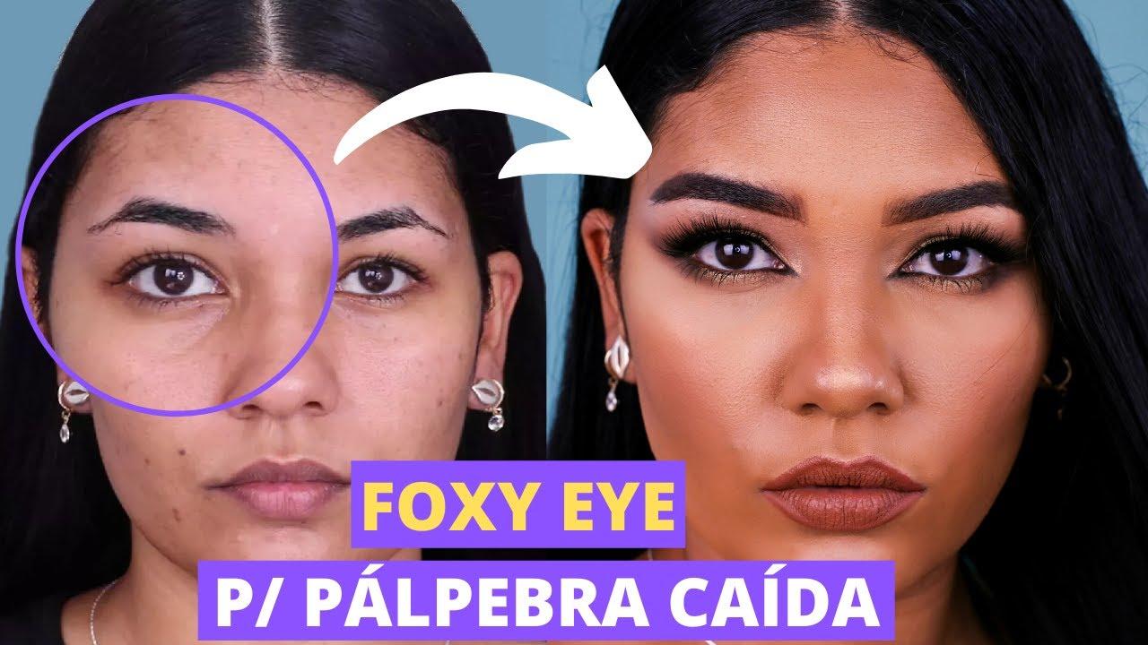 FOXY EYES para PÁLPEBRA CAÍDA