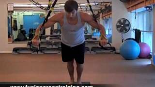 Suspension Training: Full Body 10 Exercise Workout