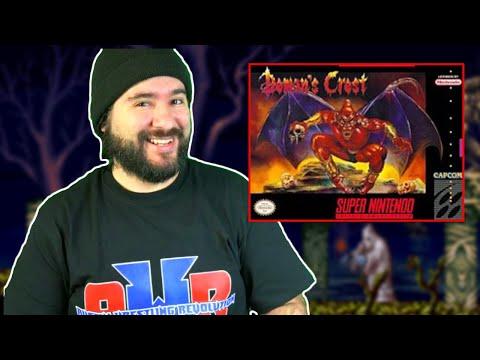 Demon's Crest (SNES) - 8-Bit Eric Live - 동영상