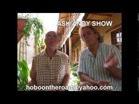 Interview of Bob Retired Living in Vilcabamba Ecuador