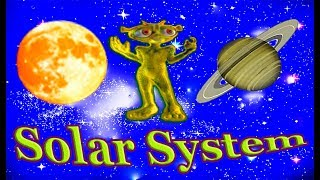 Planets of the Solar system for Children ASTRONOMY Exploring Planets Learning Videos For Kids