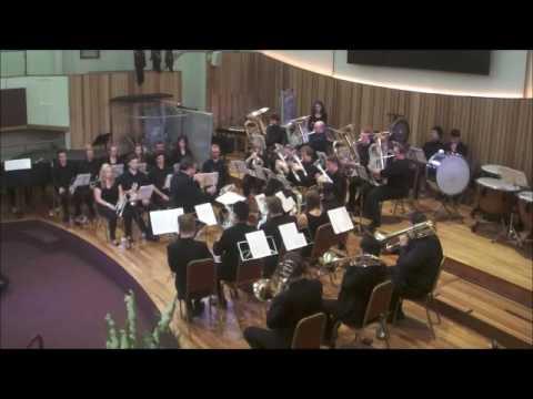 The Long Day Closes Sir Arthur Sullivan arr. Eric Ball, RNCM Brass Band