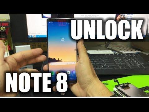 Best Way To Unlock Samsung Galaxy Note 8 from Sprint