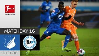 #tsgdsc   highlights from matchday 16!► sub now: https://redirect.bundesliga.com/_bwcs watch the bundesliga of tsg hoffenheim vs. arminia bielefel...