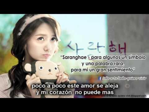 Because It`s You -Tiffany (Cover Español/Spanish) OST Love Rain (Lourdes Quintero)