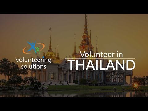 Volunteer in Thailand with VolSol