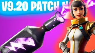 Fortnite 9.20 Patch Notes - Fortnite Save The World